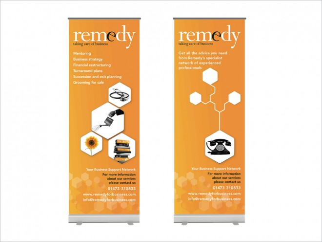 Remedy For Business Banner Signage