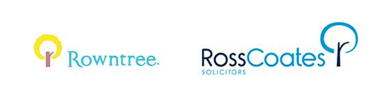 Rowntree/Ross Coates Logo's