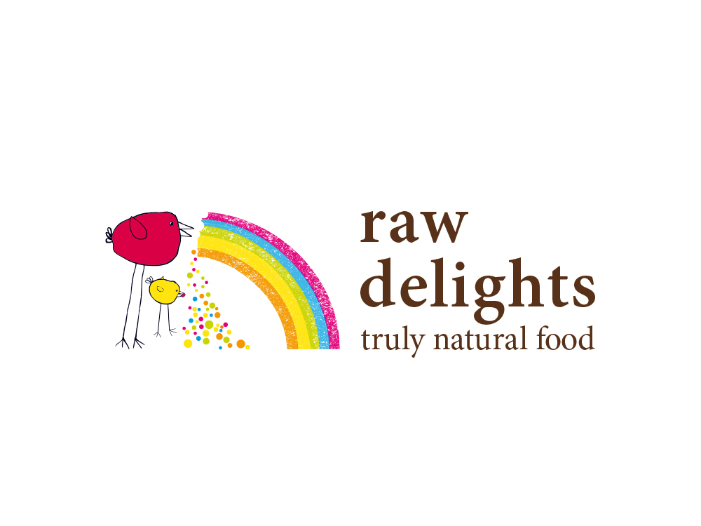 Raw Delights Logo