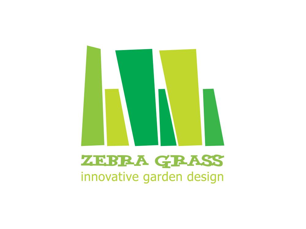 Zebra Grass Logo