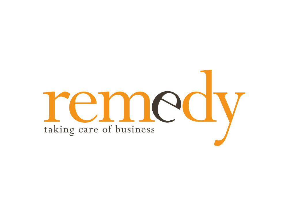 Remedy for Business Logo